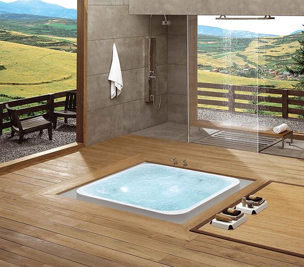 Chi Kasch bathtub