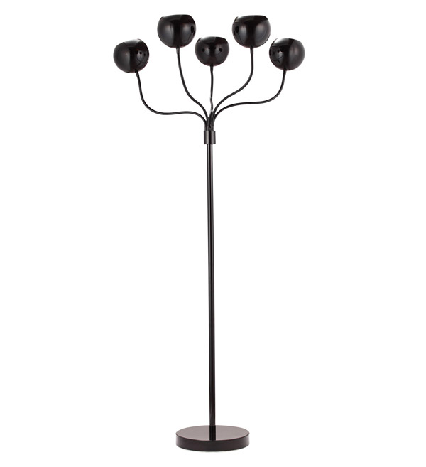 20 Attractive And Cool Designs Of Black Floor Lamps Home