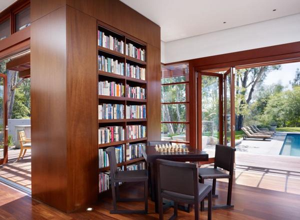 coffee table bookshelf