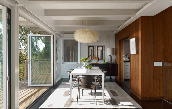 Mid-Century Home in Berkeley Hills