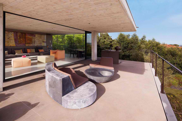 concrete furnitures