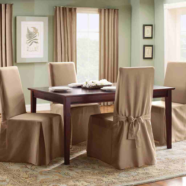 Neutral Slipcover