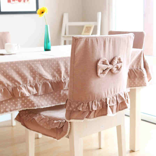 14 Nice Pink Dining Room Cover