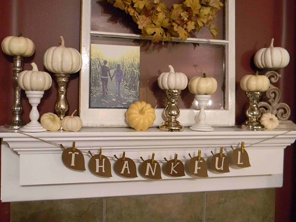 pumpkin decors