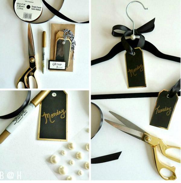 Audrey Hepburn Inspired Hanger