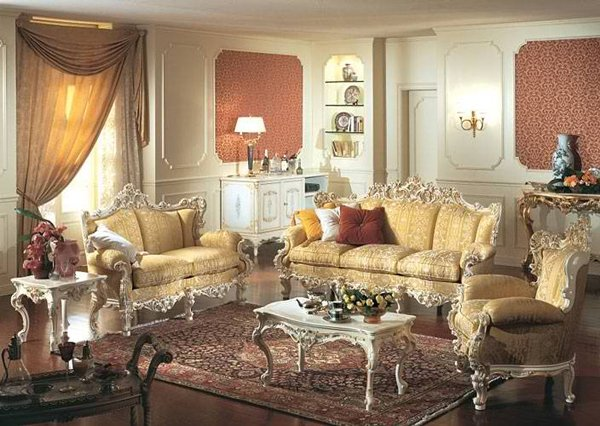 20 stunning italian living room furniture home design lover - Italian inspired living room design ideas ...