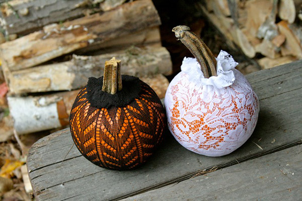 DIY Chic Pumpkins