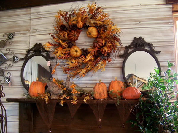 pumpkins decors