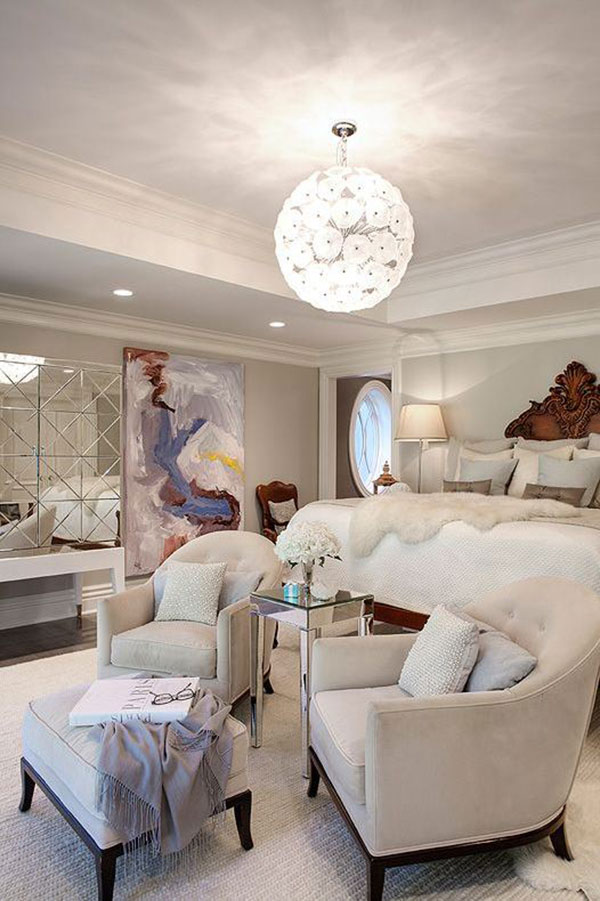 bedroom seating ideas 20 easy ideas to decorate your master bedroom home 10621
