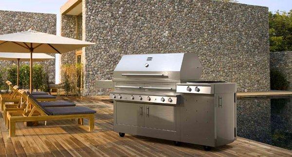 20 Fancy Modular Outdoor Kitchen Designs Home Design Lover
