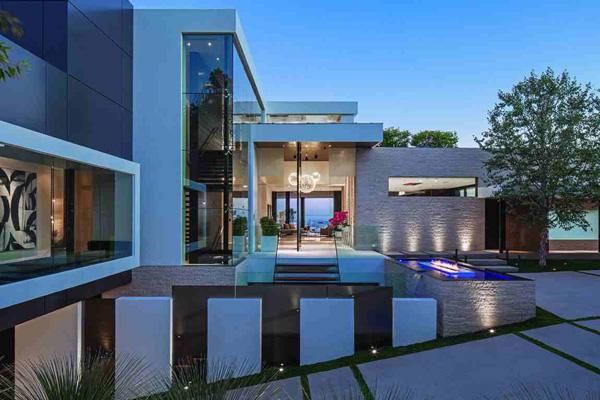 Beverly Hills homes California