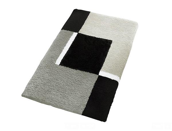 rectangular bathroom floor rug