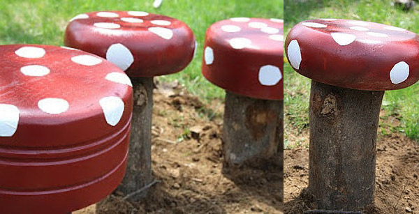 toadstool DIY