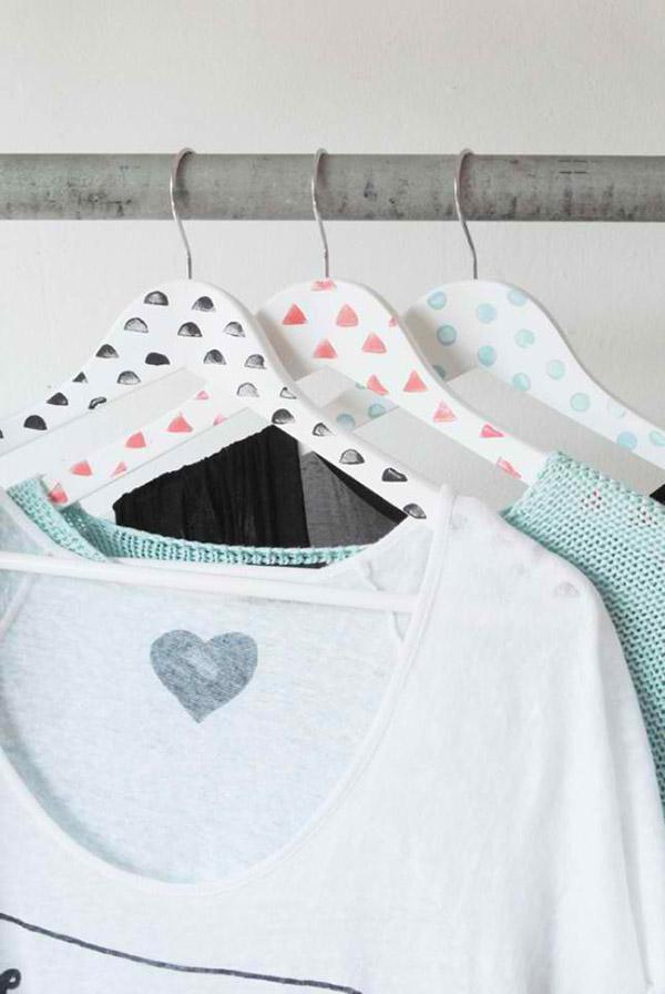 DIY Printed Hangers: