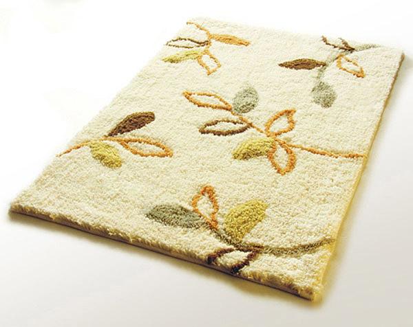 latex fiber bathroom floor rug