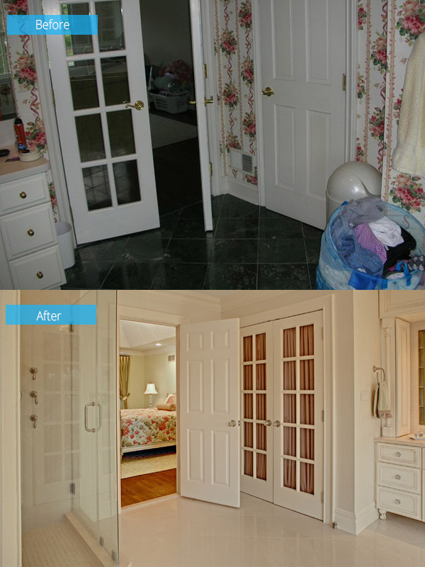 French home Renovation