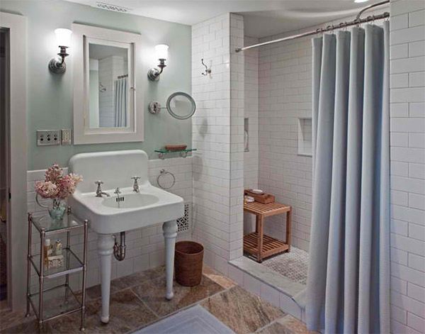 Renovated Bath. Giambastiani Design