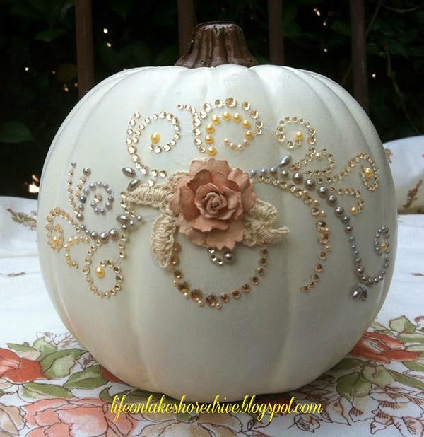 Pumpkin Glitz & Glitter