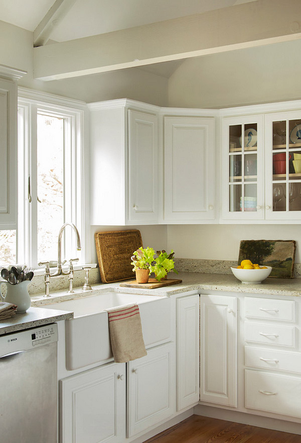 Cape cod style home kitchen renovations.