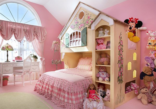 Fairytale Bunk Beds
