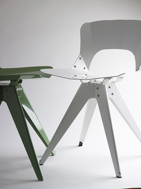 sheet metal furniture