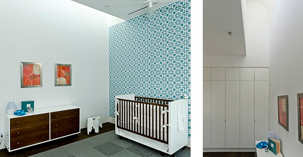 nursery baby's room