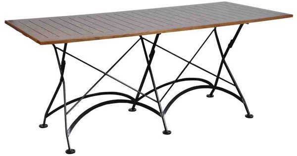 20 Varieties Of Rectangular Folding Outdoor Dining Tables Home