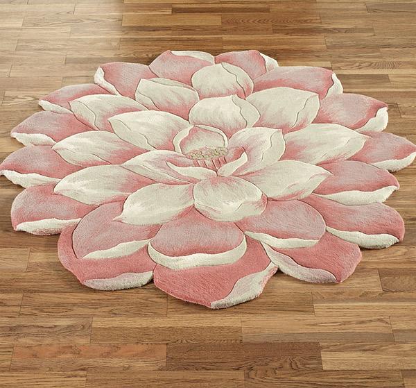 wool latex canvas bathroom floor rug