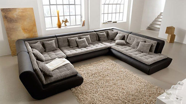 Comfortable Couches cuddle into this 20 comfortable floor level sofas | home design lover
