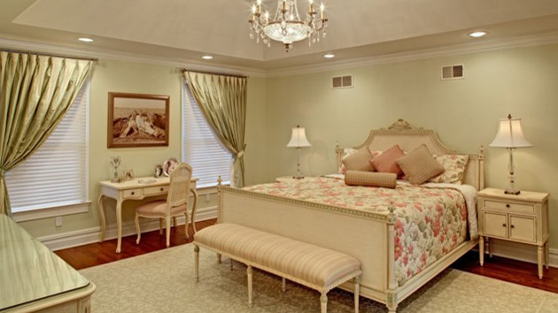 Before And After Elegant French Country Master Suite