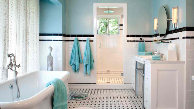 bathroom subway tile. Bathroom Subway Tile D