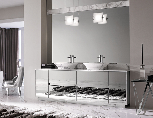 Modern And Contemporary Nella Vetrina Bathroom Vanities