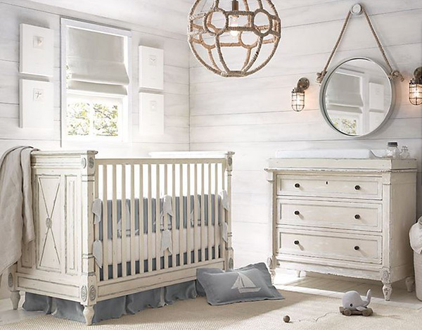 Perfect Traditional Nursery Rooms Design