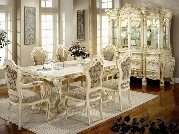 20 Elegant Designs Of Victorian Dining Rooms Home Design Lover