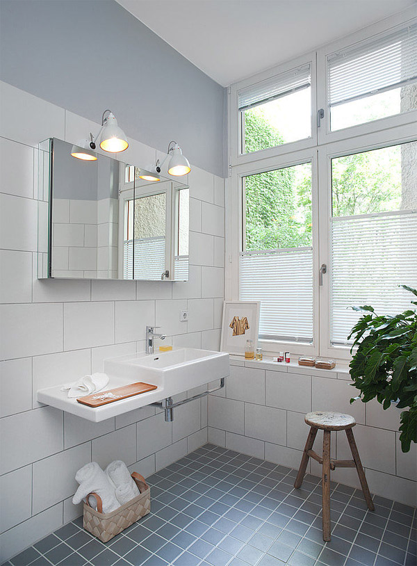 bathroom wall mounted sink