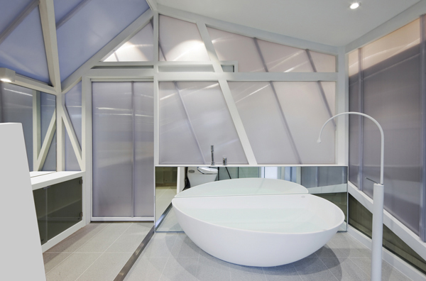 bathroom bath tub