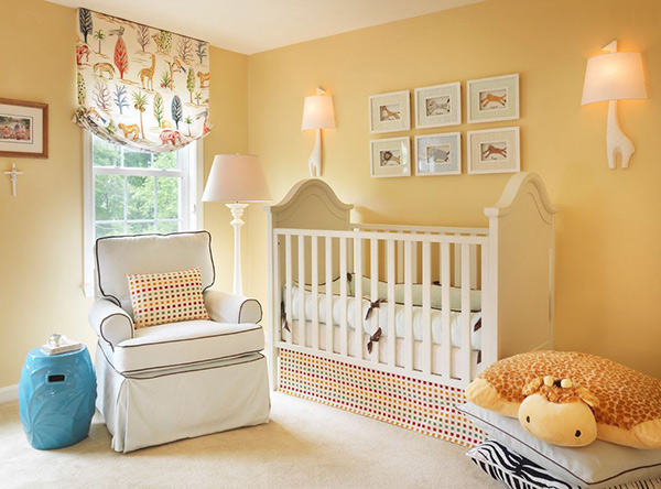 Homey Charm Bedroom Nursery
