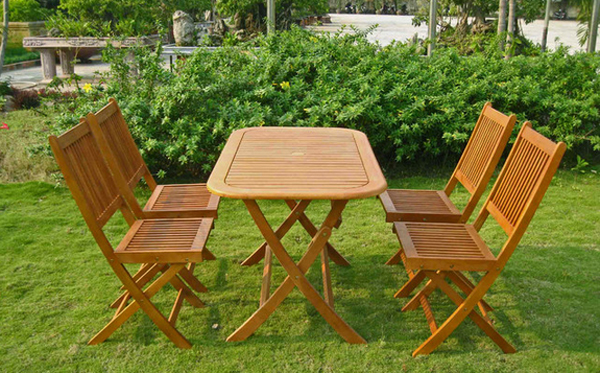 Folding Outdoor set