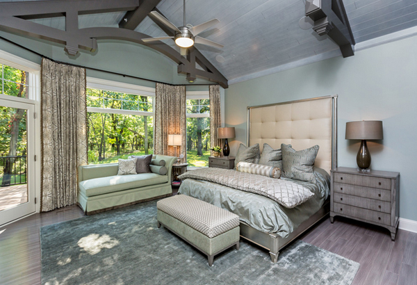 old mansion bedrooms