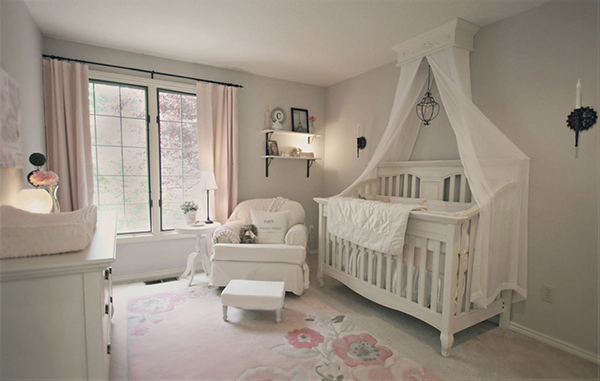 traditional nursery rooms