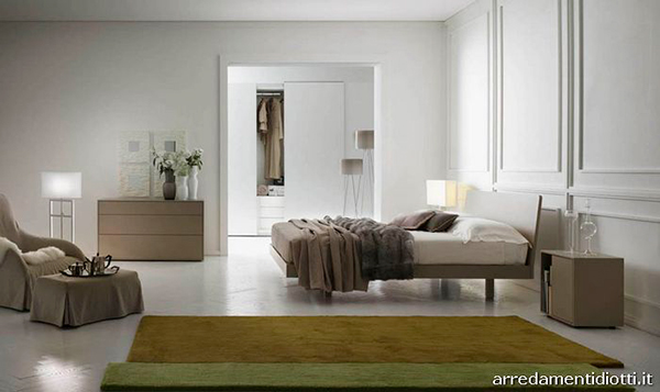 serene and chic Bedrooms