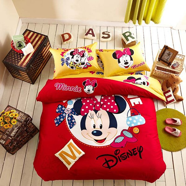 Mickey and Minnie Bedding Sets