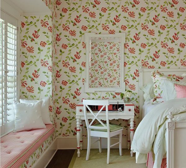 Lily Pad Bedroom