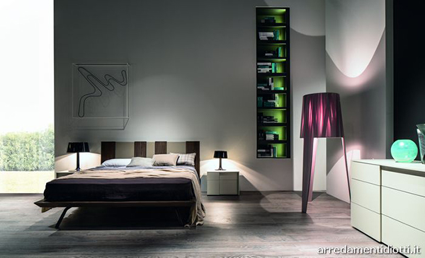 Diotti Bedrooms