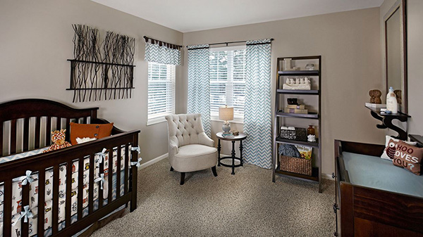 The Sawyer Baby Boy Room