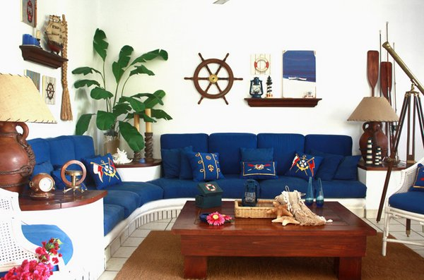 nautical bric-a-brac