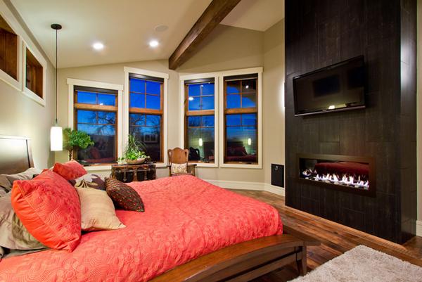 Lovely Blank Residence