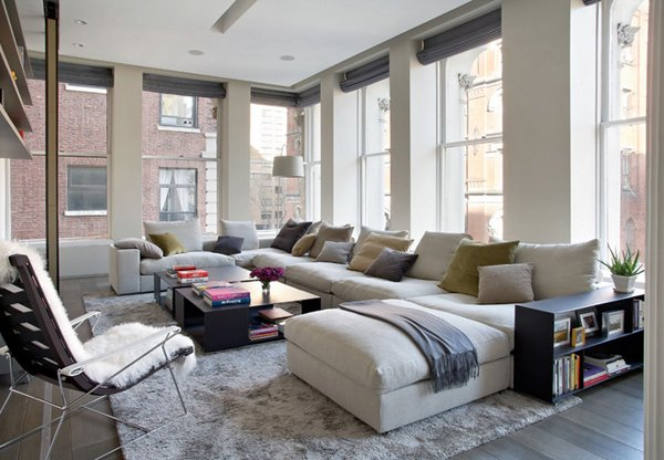 Comfortable Sectional