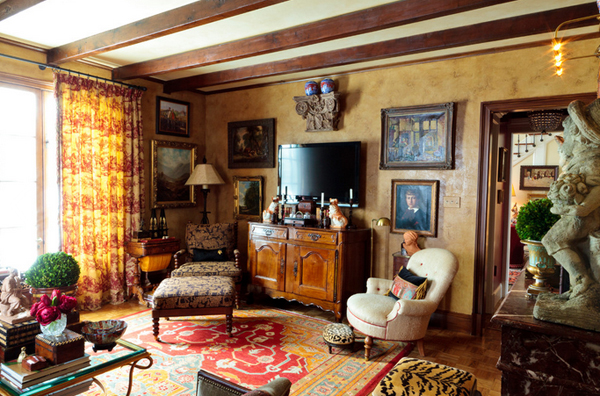 photos of french country living rooms 20 dashing country living rooms home design lover 25382