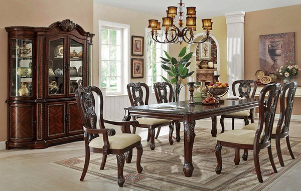 20 Elegant Designs of Victorian Dining Rooms | Home Design Lover